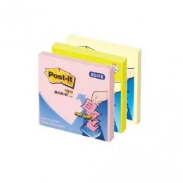 포스트잇 리필 KR-330 76×76